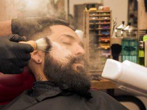 Barba-vapor