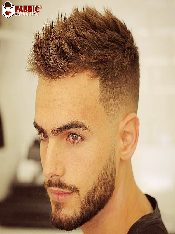 Cortes de cabello lacio para hombres 2019