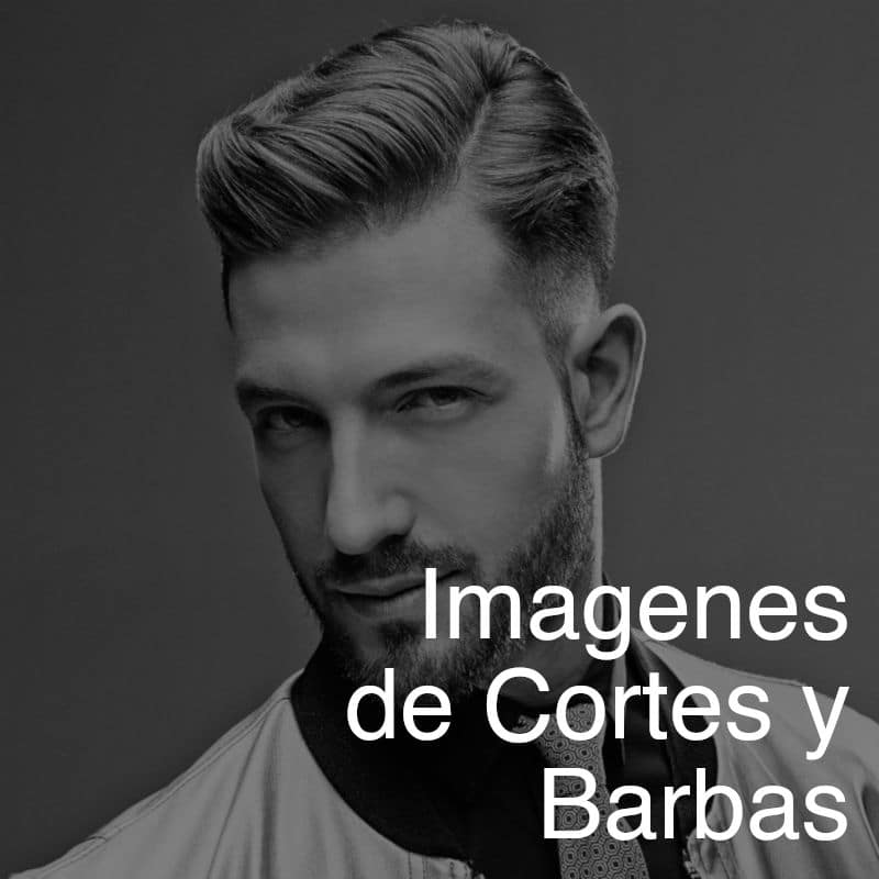 Imagenes Cortes de Pelo Barba