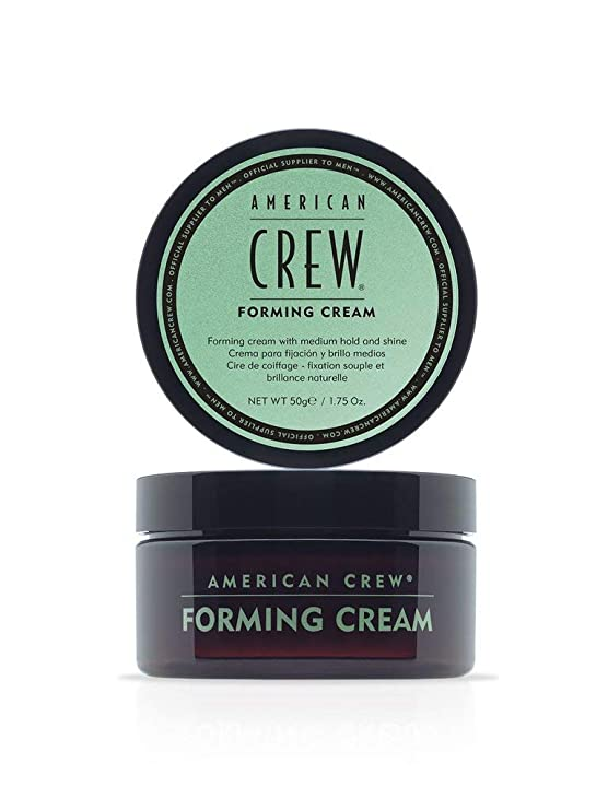 cera para el cabello american crew forming cream